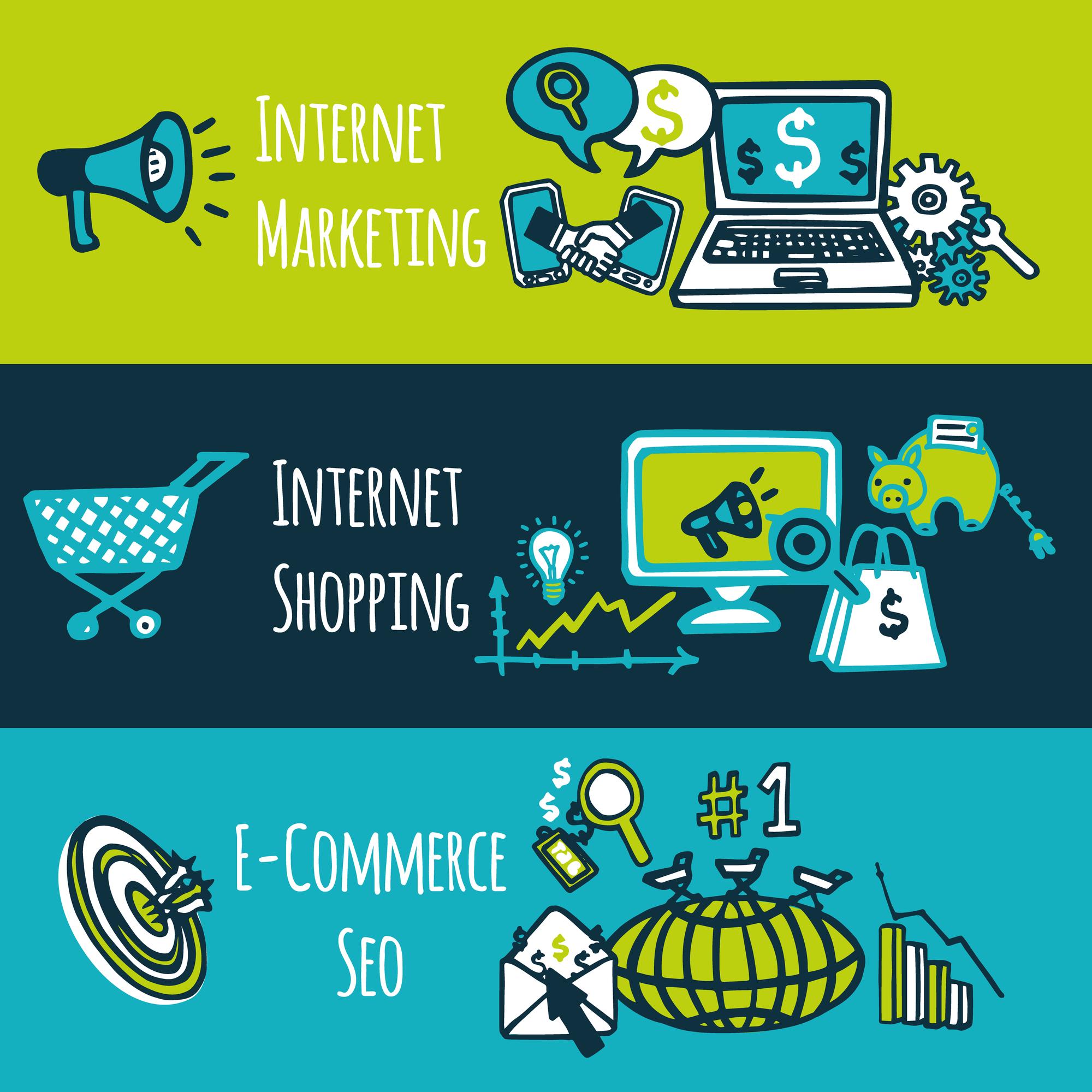 Individuelle E-Commerce Shops für Ihr Unternehmen / Herstellung von Shop-Systemen
